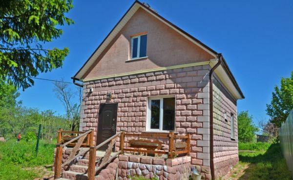 Жилой дом в деревне Волоколамского района